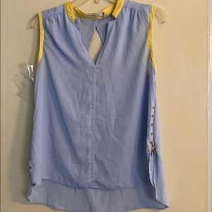 Lucy and co. Women's small blouse